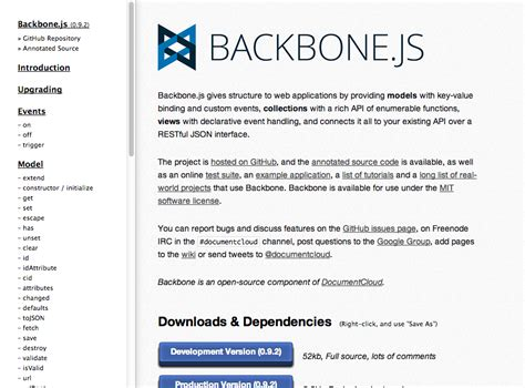 backbone template coffeescript smartme 2012
