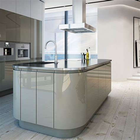 Grey Gloss Kitchen Cabinets by 25 Best Ideas About Grey Gloss Kitchen On Pinterest