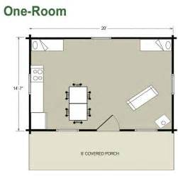 one room cottage plans one room cabins with loft studio design gallery
