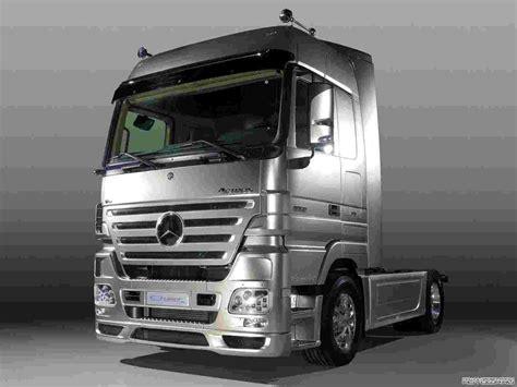 mercedes truck mercedes benz actros cruiser ls concept truck 14493