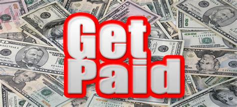 Get Paid - ways to get paid easy stock market