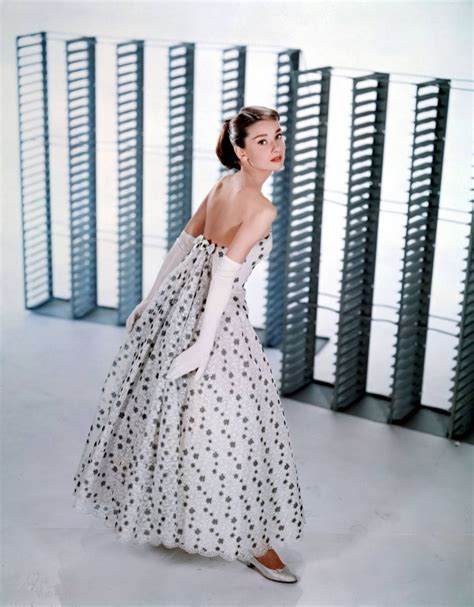 Audrey Hepburn & Hubert de Givenchy: Best Movie Dresses