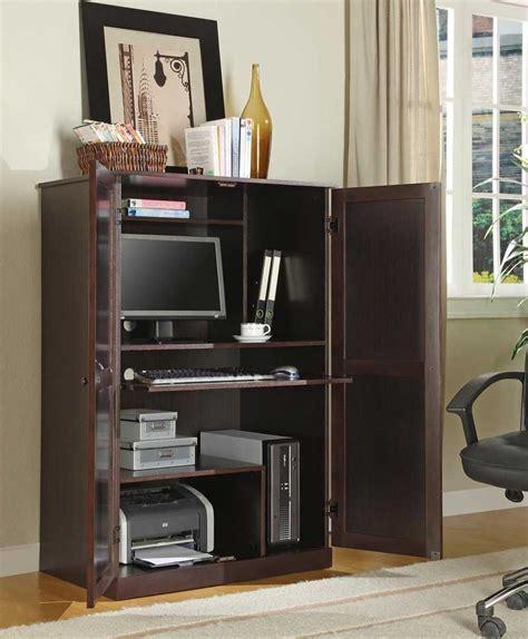 Ikea Computer Cabinet   BloggerLuv.com