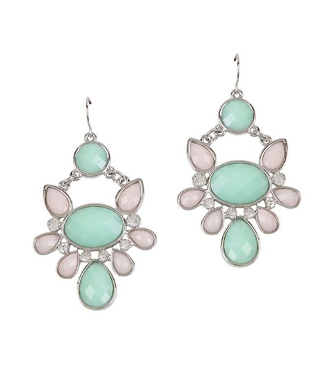 svelte sea green earrings buy svelte sea