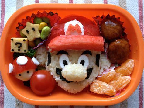 bento box recipes 10 cool video game inspired bento box recipes