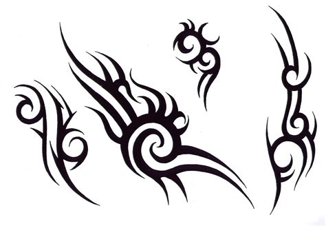 pictures of different tattoo designs collection of 25 set of different tribal designs