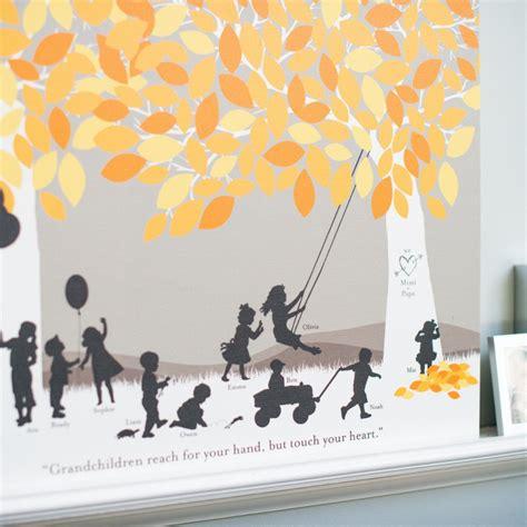 Grandchildren Art Print Thandnewbury