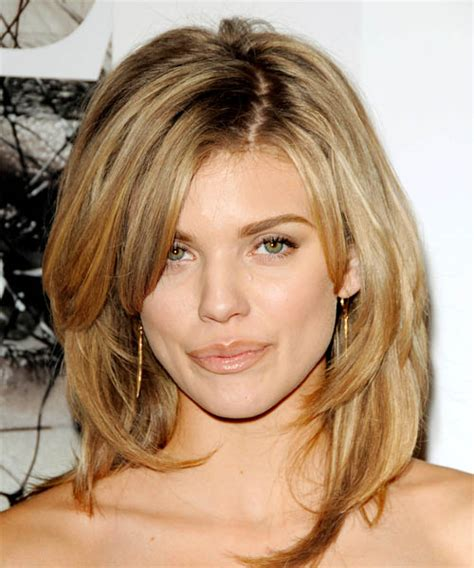 hairstyle layered hairstyles latest celebrity hairstyle pictures annalynne mccord long
