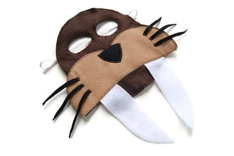 printable walrus mask 55 best images about first steps production ideas on