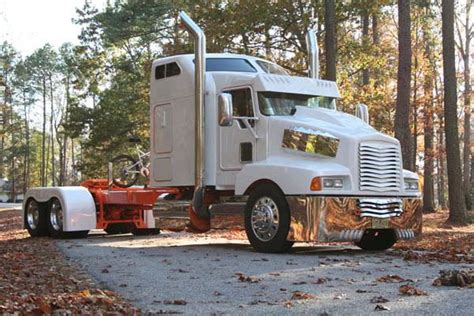 t600 kenworth custom custom t600 semi truck
