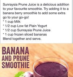 Prune Juice Detox 1 Day by How To Relieve Constipation Prune Smoothie Recipes To