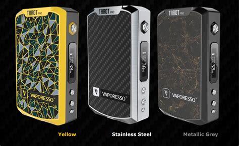 Limited Vape Vaporizer Esso Tarot Pro Mod 160w Yellow Authentic Sku01 buy authentic vaporesso tarot pro 160w tc vape mod for sale