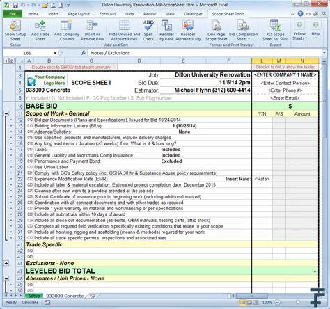 scope sheet 14fathoms llc