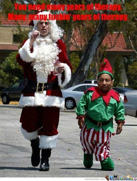 Bad Santa Meme - bad santa by betty blackbent meme center