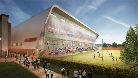 Njit New Jersey Dept Of Mba by Torcon To Oversee Njit Wellness And Events Center Torcon