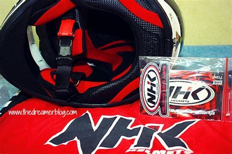 Review Helm NHK Terminator RX 805