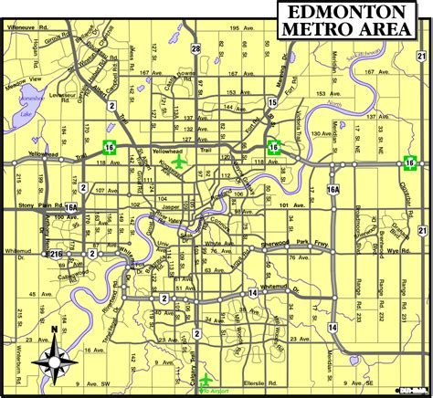 edmonton canada map edmonton city map map of canada city geography