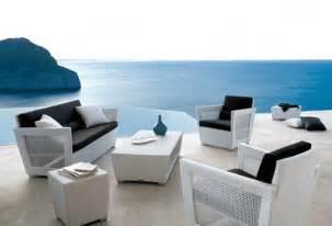Black Wood Patio Furniture » Ideas Home Design