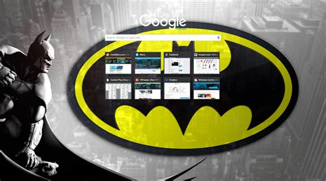 themes chrome batman best browser themes for chromebooks android central