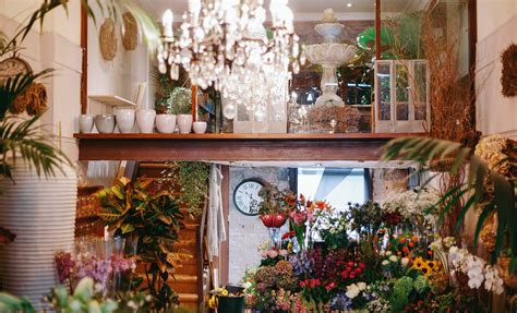 The Flower Shop by The Flower Shop Roots Fruits Flowers Glasgow