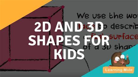 learn  names      geometric shapes  kids