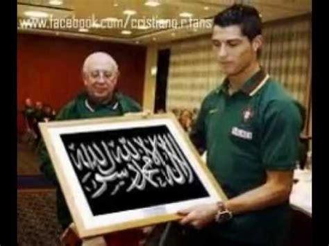 ronaldo menyukai islam youtube