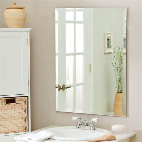 d 233 cor wonderland frameless leona wall mirror 23 5w x 31