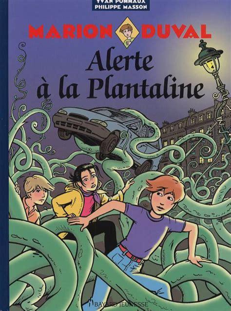 Alerte 224 La Plantaline Philippe Masson Yvan Pommaux