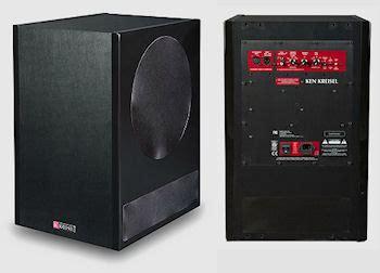 kreisel sound quattro kk qlc speaker  dxd
