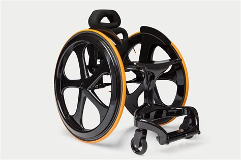 Light Weight Wheel Chair Carbon Fibre Wheelchair By Andrew Slorance