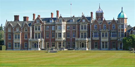 sandringham house sandringham including sandringham royal norfolk country house museum church and park