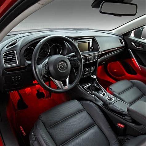 Tieferlegung I30 Pd by Mazda 3 Original Ab 05 2013 Ambientebeleuchtung
