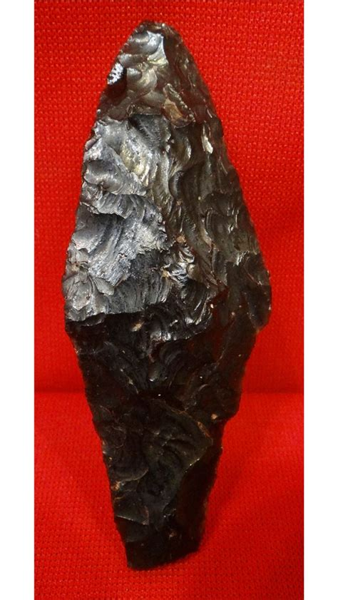 Oregon Find Haskett Spear Point 9 500 11 500 Years 4 Quot Chip On Tip Oregon Find