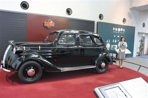 Toyota Car Made The Toyota Aa The Beginning Of The Car Company In