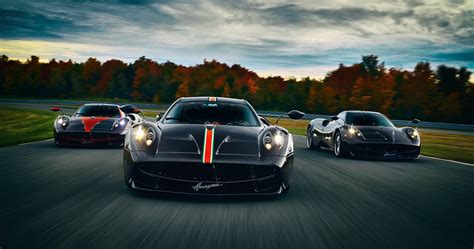 Pagani Car Wallpaper Hd by Pagani Huayra Three Cars Wallpaper 4k Ultra Hd Wallpaper