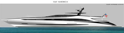 yacht news new strand craft 160 superyacht america concept