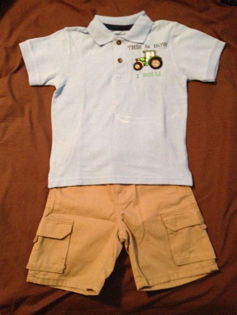 102 best boys tractor heavy machine clothes and