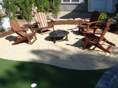 beach in backyard 25 best ideas about sand backyard on pinterest sand