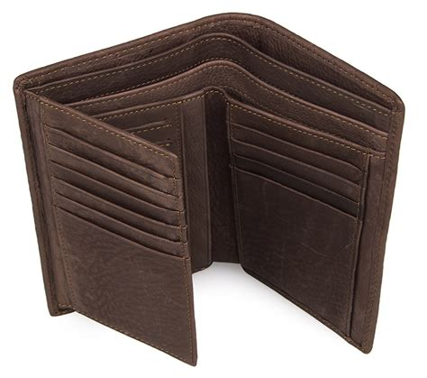 Jm Coll Embossed Natura T3010 2 8089c new design 100 genuine leather reticular pattern similar weave leather coffee mens bifold