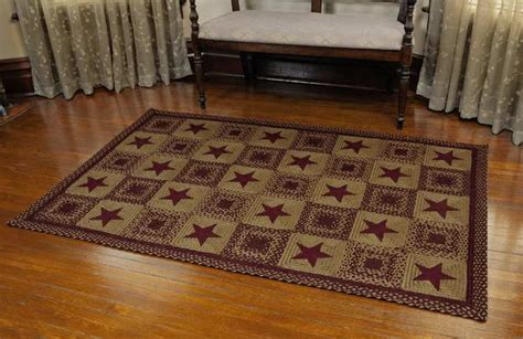 Primitive Kitchen Rugs Ihf Country Braided Rugs