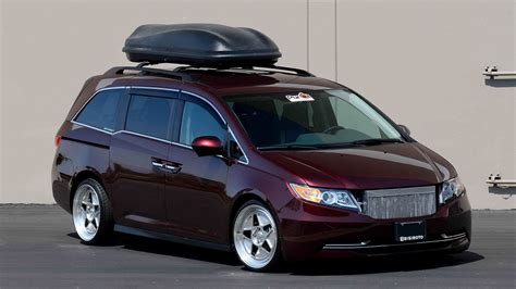 honda odyssey sale the 1029 hp bisimoto honda odyssey goes up for sale