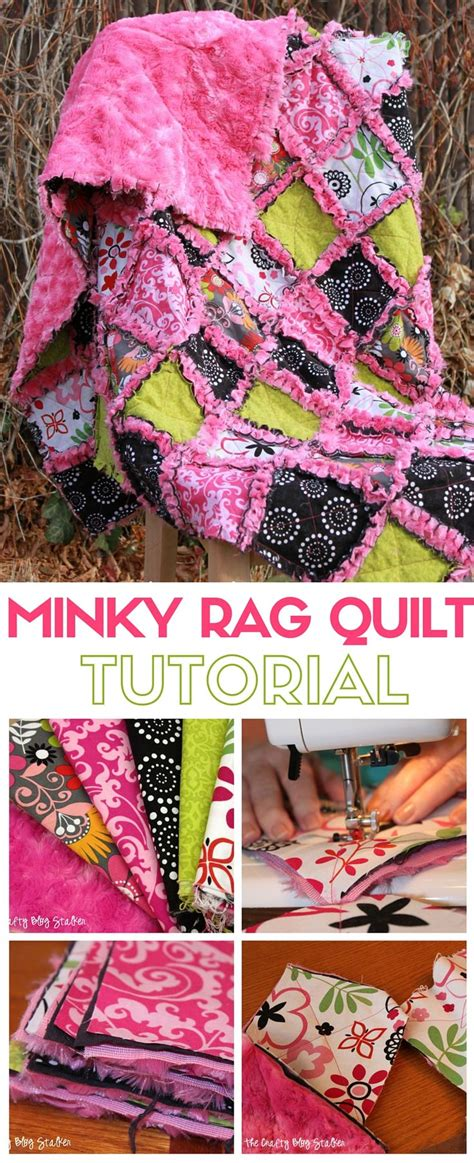 How To Sew A Rag Quilt by How To Make A Minky Rag Quilt Page 2 Of 2 New Babies Tutorials And How To Make