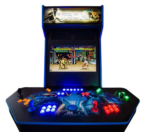 4 player arcade cabinet bukit