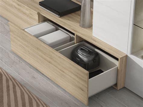 mueble salon tv comedor madera melamina moderno economico