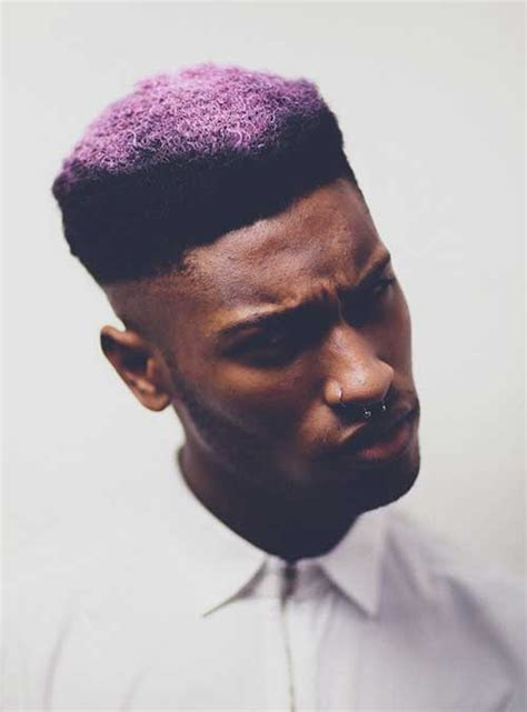 Shave Side Of Hairstyles For Black by 20 New Hairstyles For Black Mens Hairstyles 2018