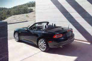 Fiat 124s Fiat 124 Spider Finally Breaks Cover