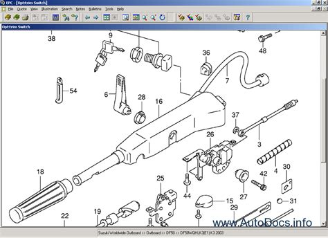Suzuki Spare Parts Catalogue Suzuki Worldwide Outboard 2008 Parts Catalog Order