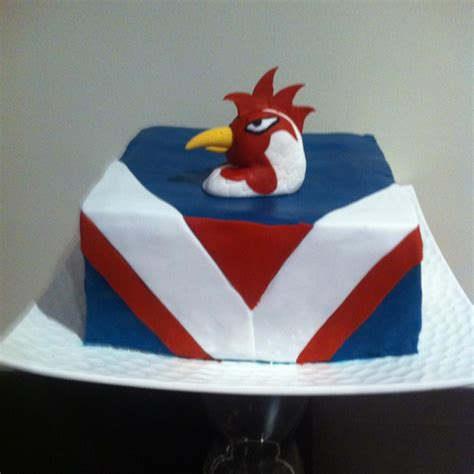 Cake Decorations Sydney by Sydney Roosters Nrl Birthday Cake Cupcakes N Cake Decorating Birthday Cakes