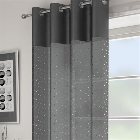grey voile curtains uk glitz grey voile panel voile panels curtains