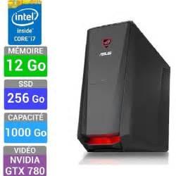 asus rog pc gamer g30ab fr028s achat vente unit 233